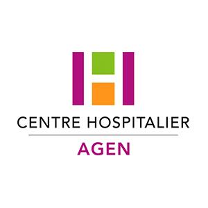 Logo Centre Hospitalier Agen
