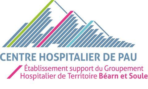 Logo Centre Hospitalier Pau