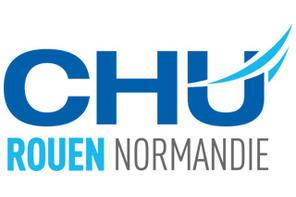 Logo CHU Normandie